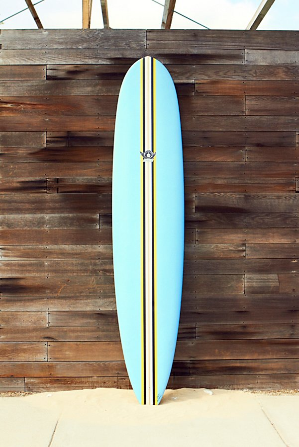Slide View 2: Custom Painted Surf Board