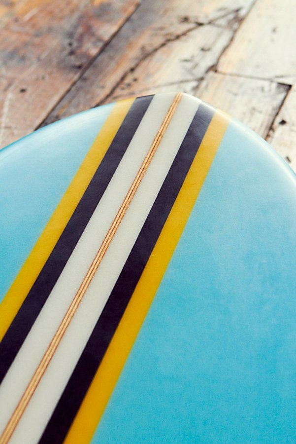 Slide View 4: Custom Painted Surf Board