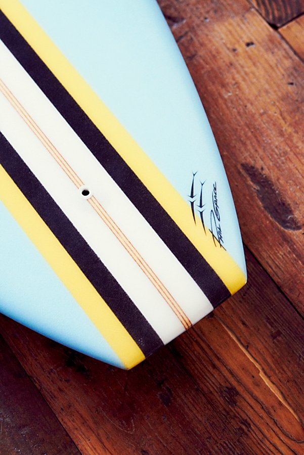 Slide View 5: Custom Painted Surf Board