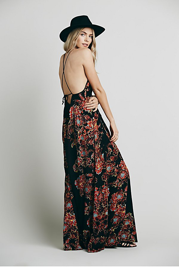 Slide View 2: Cantik Maxi Dress