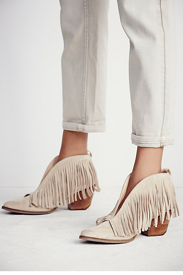 Slide View 6: Tulsi Fringe Boot
