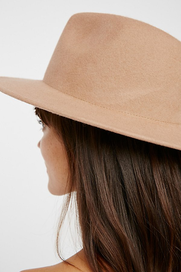 Slide View 4: Clean Slate Felt Hat