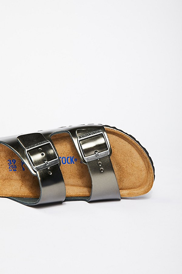 Slide View 1: Arizona Metallic Birkenstock