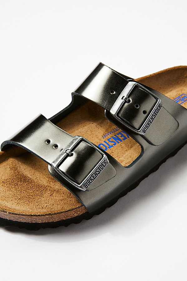 Slide View 2: Arizona Metallic Birkenstock