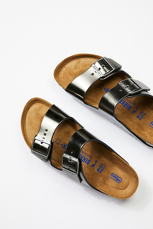 Slide View 3: Arizona Metallic Birkenstock