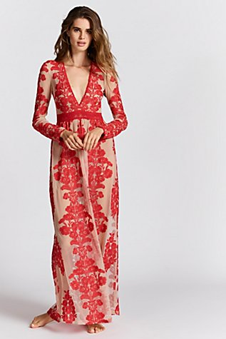 Temecula Maxi Dress | Free People