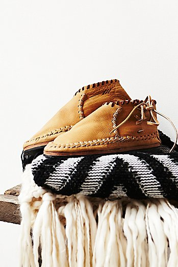 HMH Never Lost Moccasin