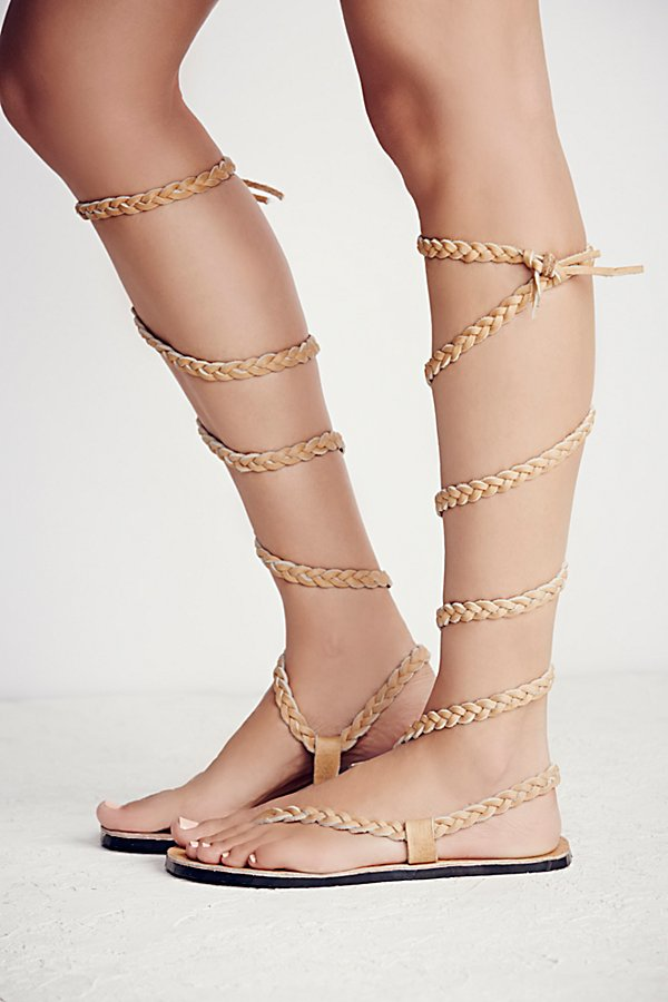 Slide View 2: Braided Sandal