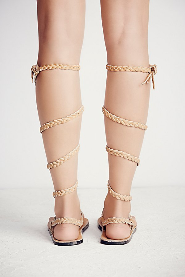 Slide View 4: Braided Sandal