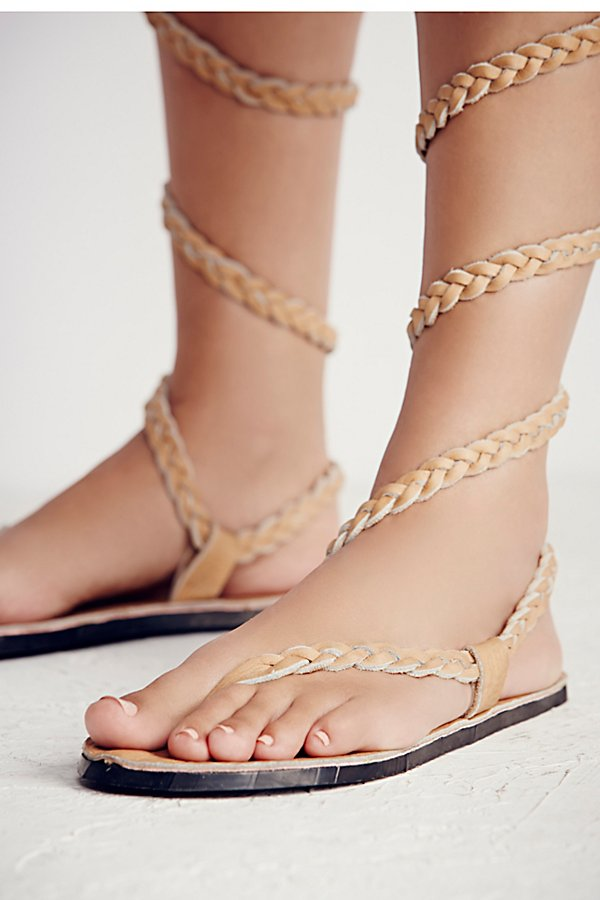 Slide View 5: Braided Sandal
