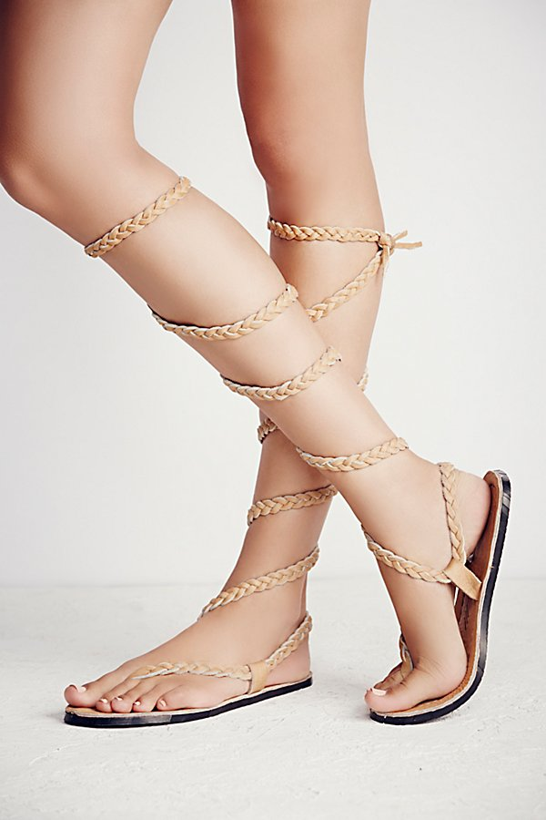 Slide View 6: Braided Sandal