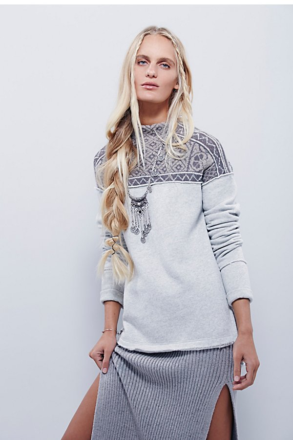 Slide View 1: Snow Bunny Pullover