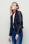 Thumbnail View 2: Doma Studded Biker Jacket