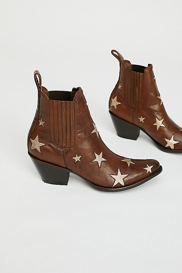 Slide View 1: Reach For The Stars Ankle Boot
