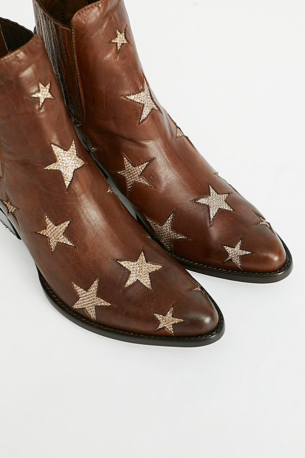 Slide View 3: Reach For The Stars Ankle Boot