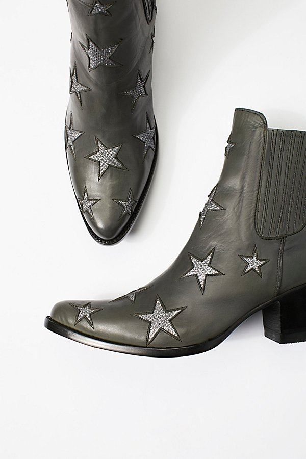 Slide View 4: Reach For The Stars Ankle Boot
