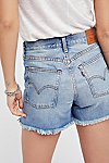 Thumbnail View 7: Levi's High Rise Wedgie Cutoffs