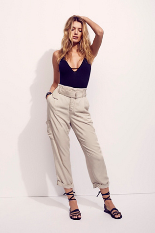Summer S Over Cargo Pants Free People