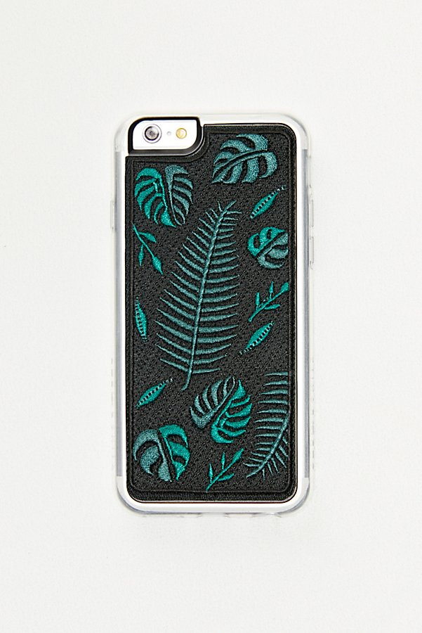 Slide View 2: Embroidered iPhone Case