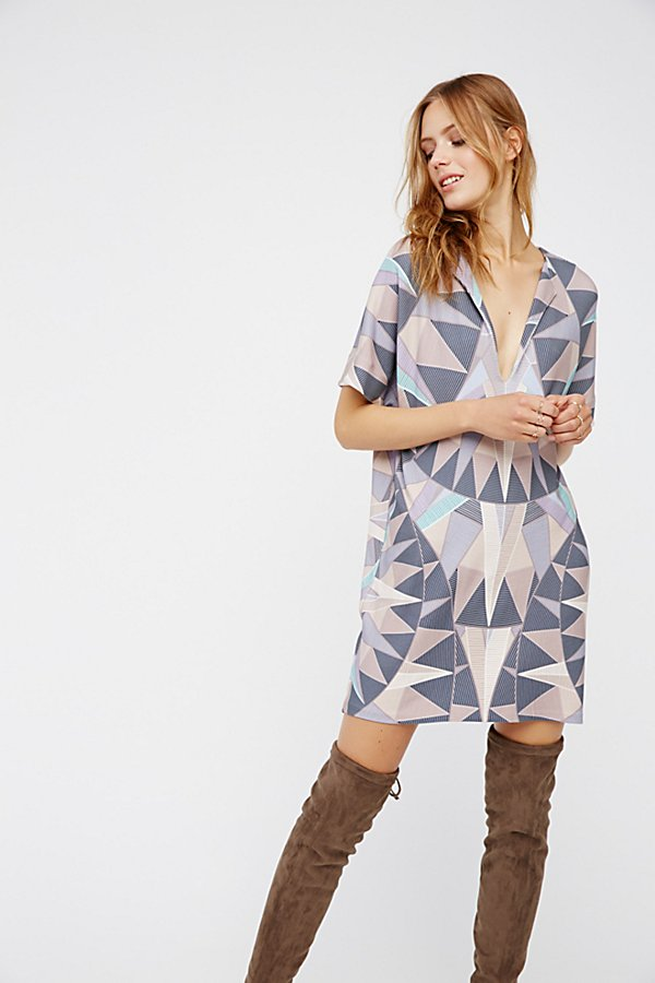 Slide View 1: Tunic Dress