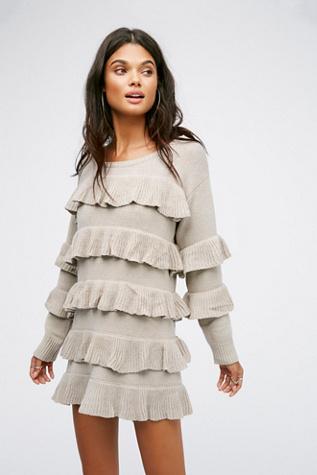 One by OneTeaspoon Womens EL DORADO PONCHO DRESS