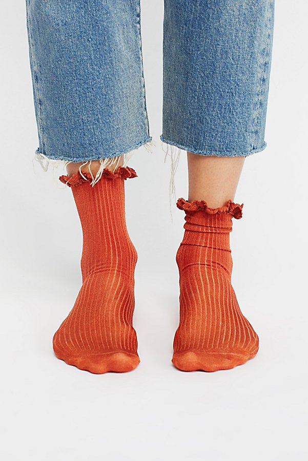 Slide View 1: Bryant Heather Ankle Sock