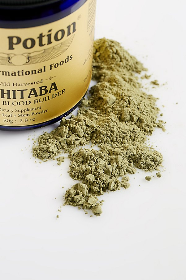 Slide View 3: Ashitaba Supplement