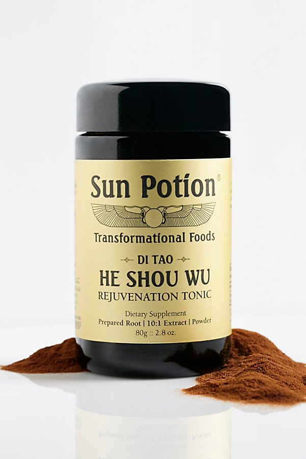 Slide View 1: He Shou Wu Tonic