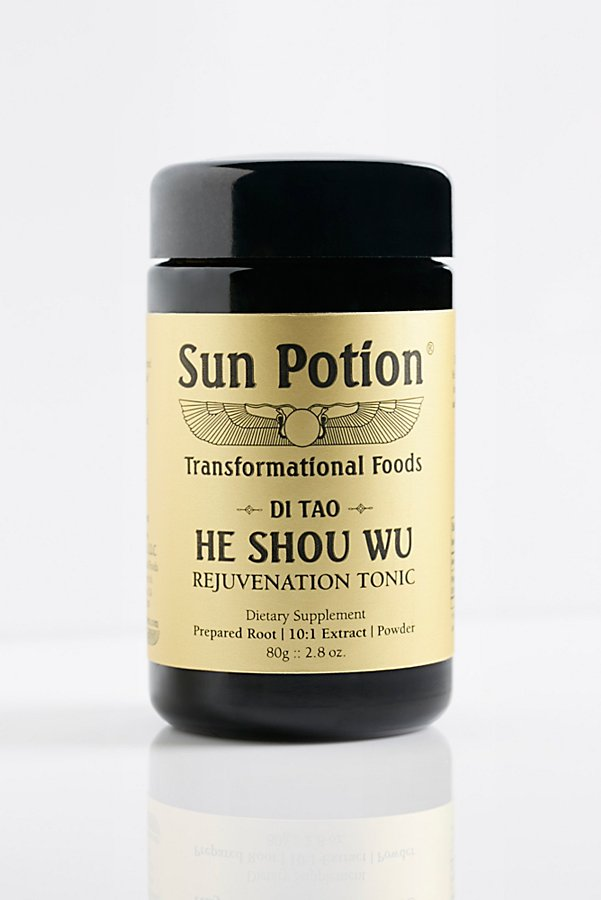 Slide View 2: He Shou Wu Tonic