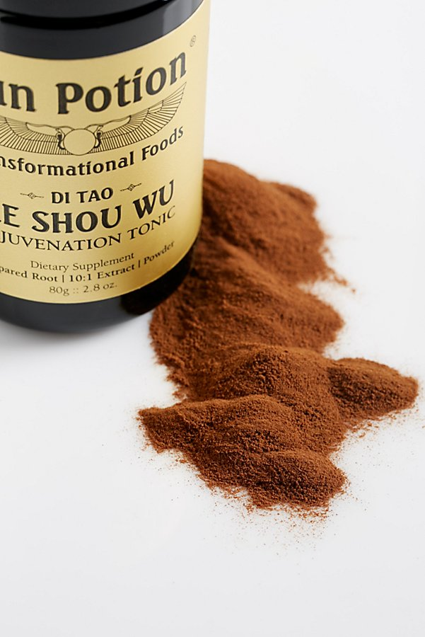 Slide View 3: He Shou Wu Tonic