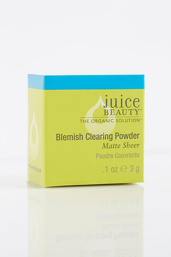 Slide View 2: Blemish Clearing Powder