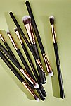 Thumbnail View 1: Vegan Eye Makeup Brush Set