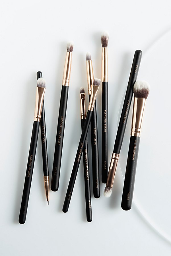 Slide View 3: Vegan Eye Makeup Brush Set