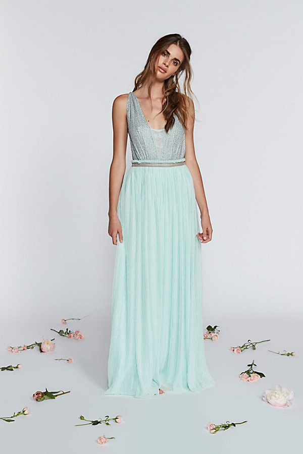 Slide View 1: Cleo Maxi Dress