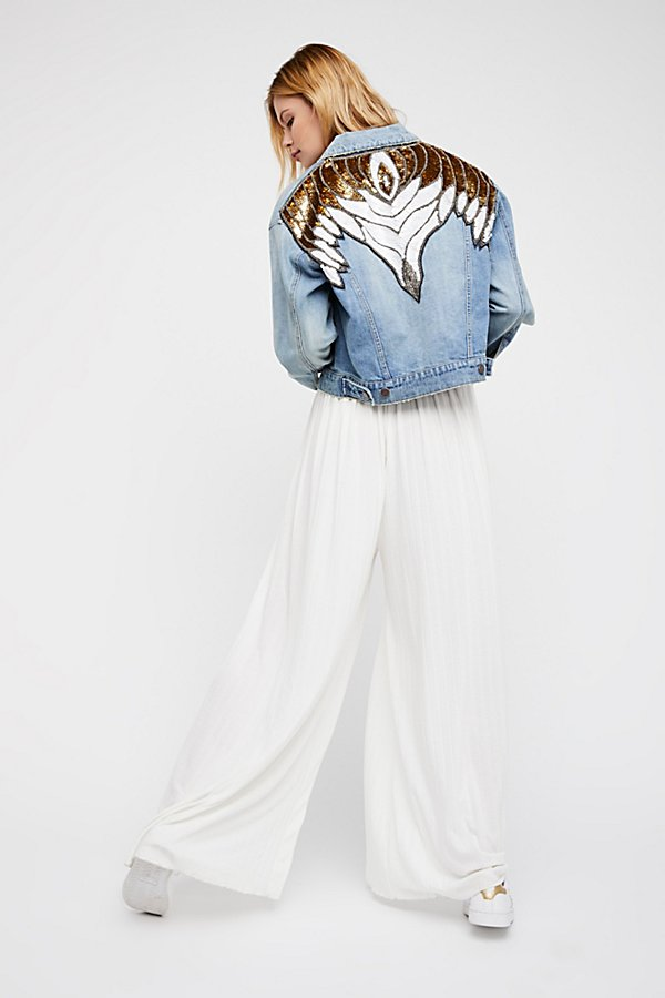 Slide View 2: Love Me Wide Leg Trousers