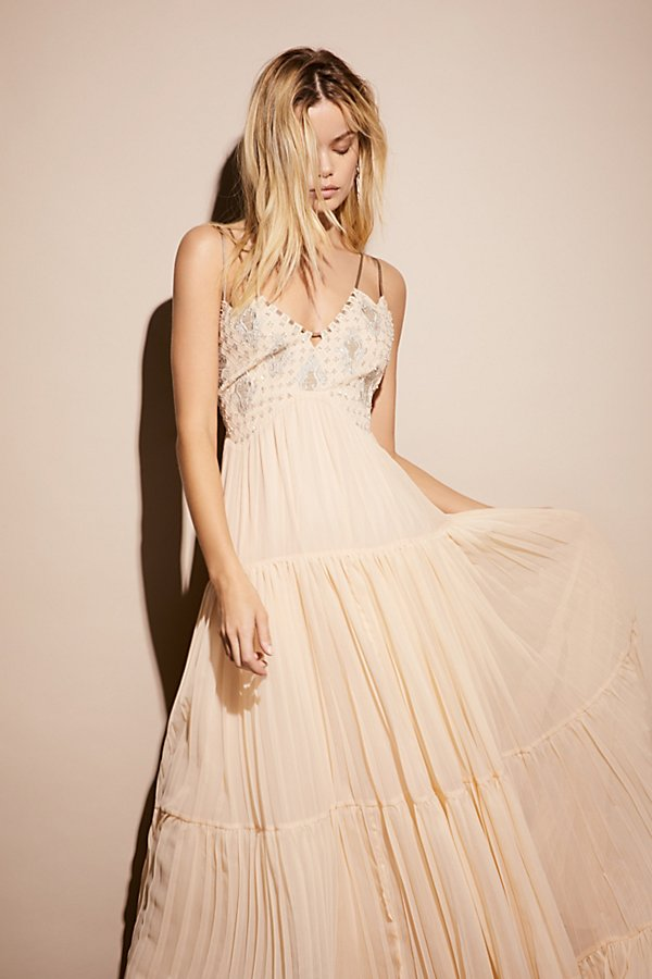 Slide View 1: Lost In A Dream Maxi Dress