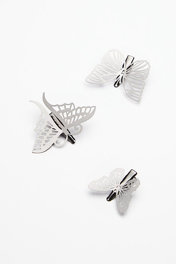 Slide View 2: Fly Away Floating Hair Clips