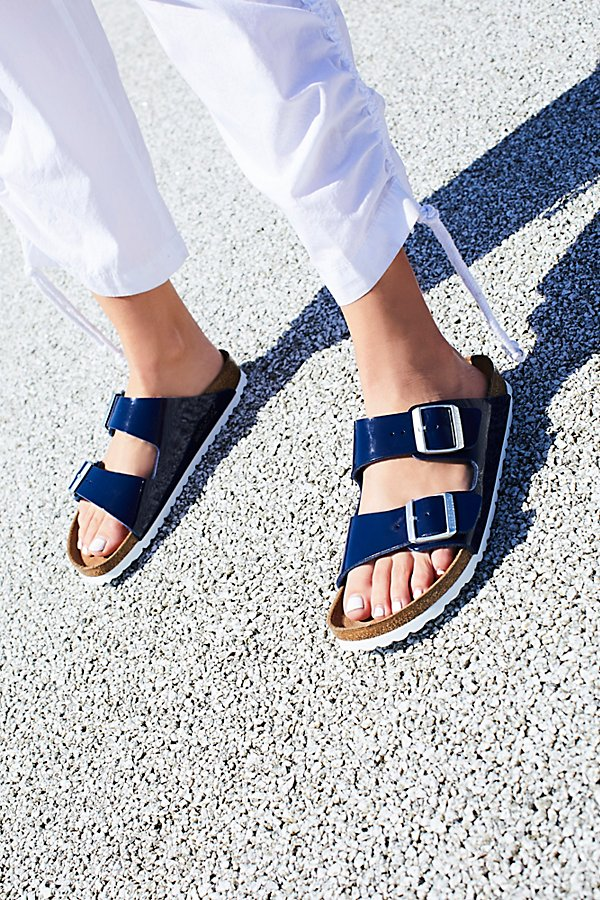 Slide View 1: Arizona Patent Birkenstock