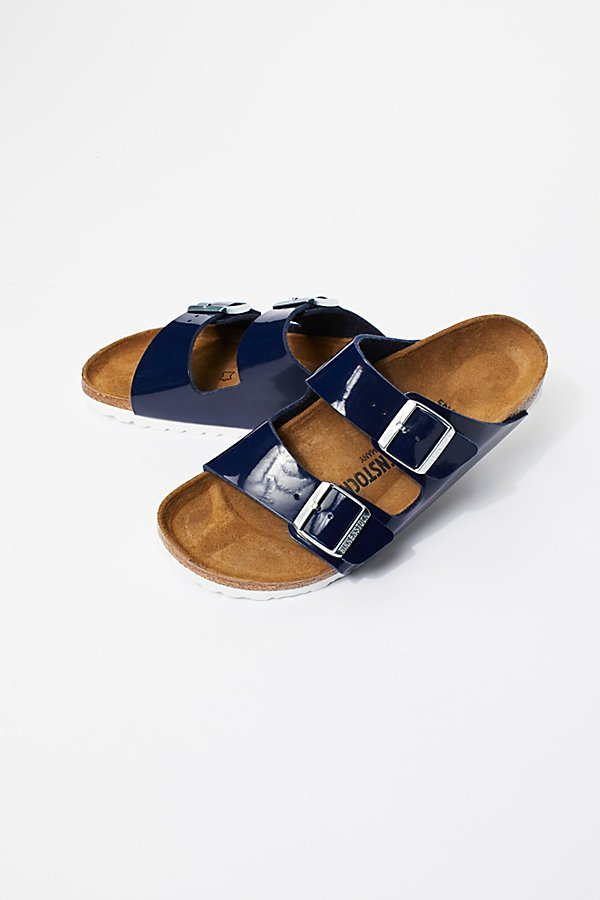 Slide View 2: Arizona Patent Birkenstock