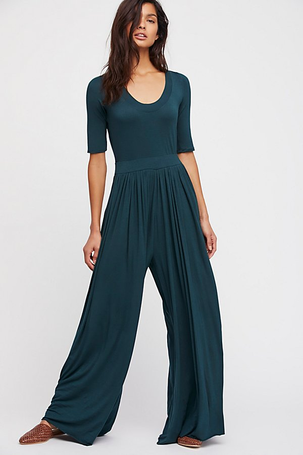 Slide View 1: Rosebowl Jumpsuit