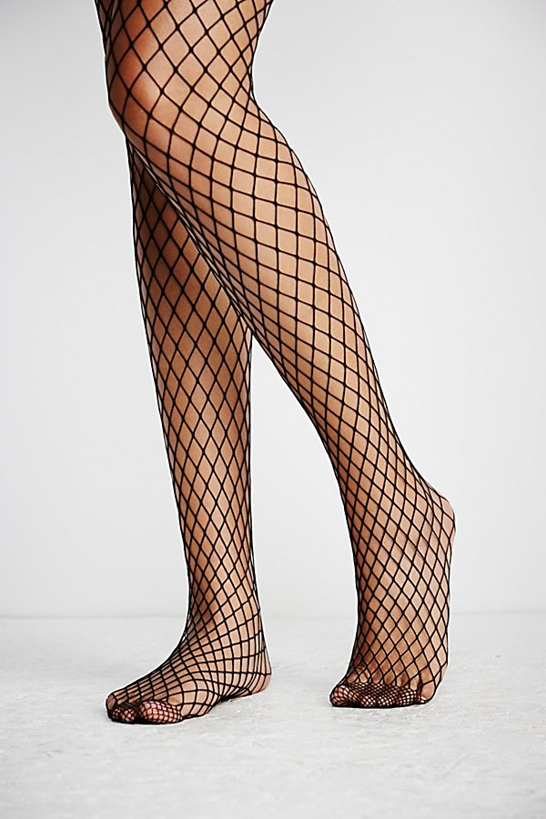 Slide View 5: Libby Fishnet Tight