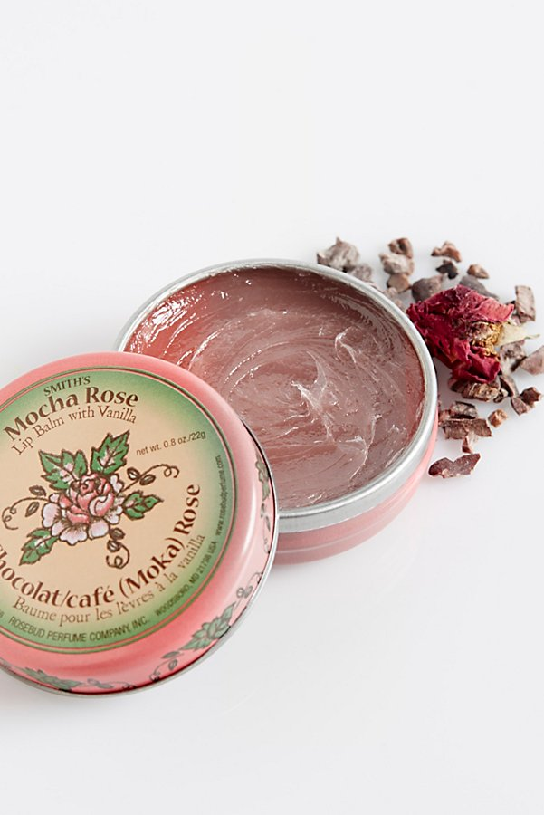 Slide View 2: Mocha Rose Lip Balm Tint