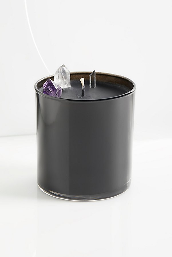 Slide View 3: Soy Quartz Crystal Candle
