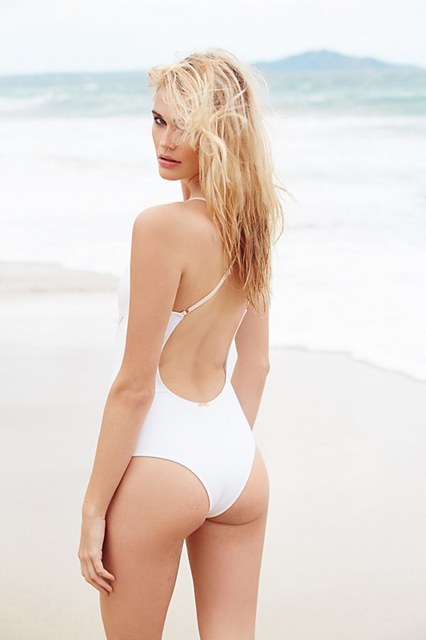 Slide View 3: Iota One Piece Swimsuit