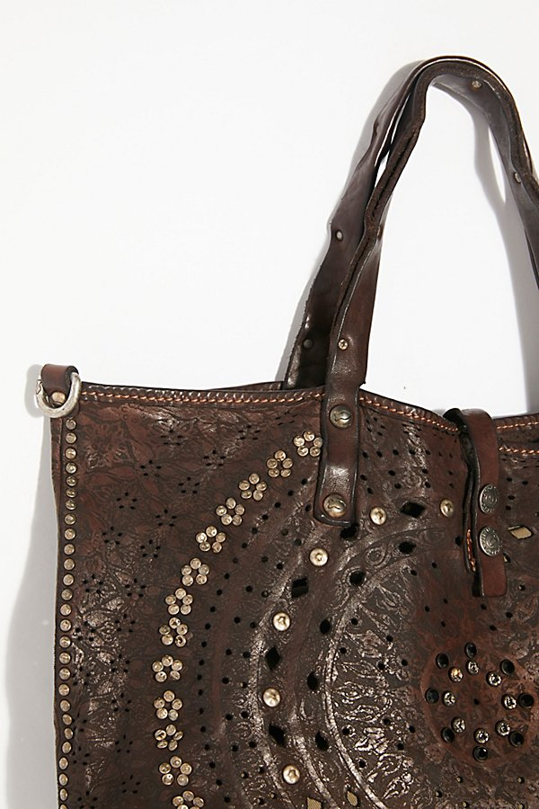 Slide View 4: Imperiali Distressed Tote