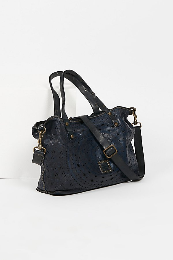 Slide View 3: Imperiali Distressed Tote