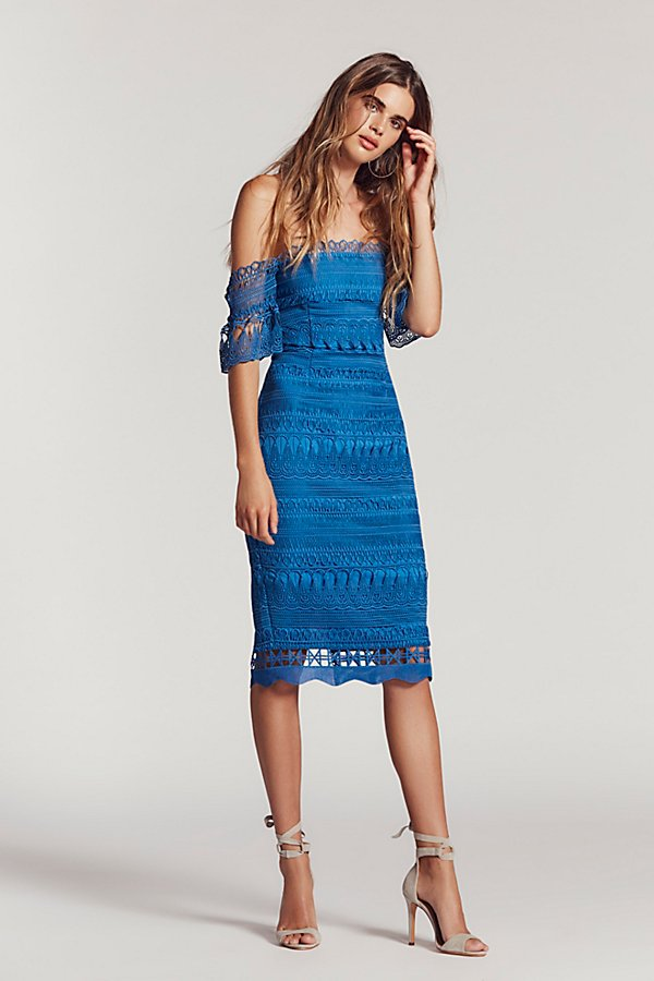 Slide View 3: Mariah Midi Dress