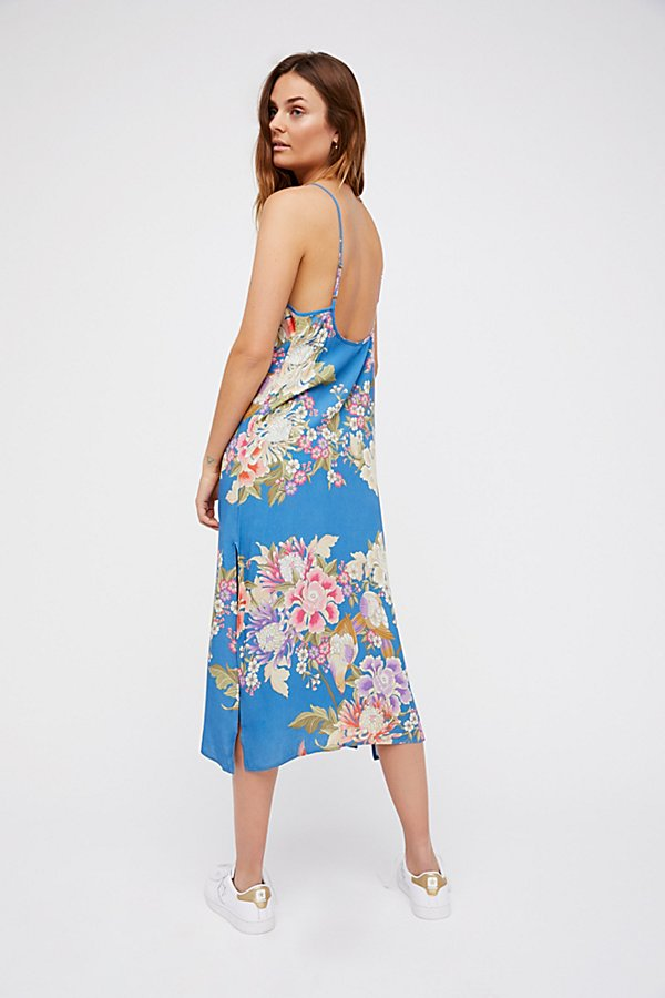 Slide View 2: Blue Skies Slip Dress
