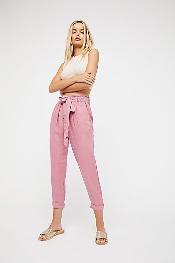 Like This Paper Bag Trouser