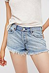 Thumbnail View 1: Soft & Relaxed Denim Short